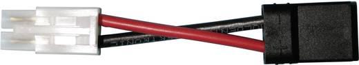 Modelcraft Adapterkábel JST csatlakozó TRX csatlakozóra 2.5 mm² 10 cm