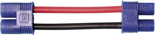 Modelcraft Adapterkábel EC3 csatlakozódugó EC3 csatlakozó aljzatra 2.5 mm² 10 cm