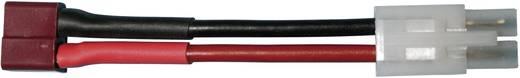 Modelcraft Adapterkábel T csatlakozó Tamiya csatlakozó aljzatra 2.5 mm² 10 cm