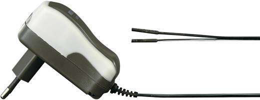 Univerzális hálózati adapter, dugasztápegység forrasztható kábelvéggel 3 - 12 V/DC 600mA Voltcraft SNG-600-OW