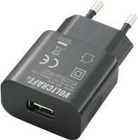 Hálózati USB töltő adapter USB A aljzattal 1000mA Voltcraft SPS-1000 (SPS-1000 USB) VOLTCRAFT