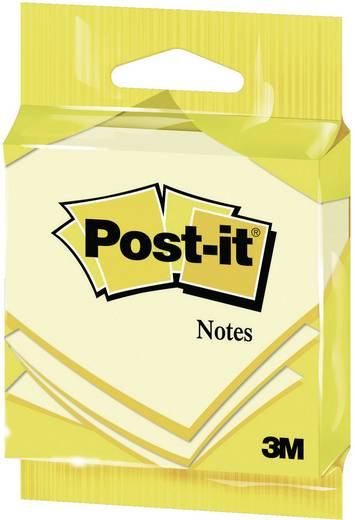 Post-it® Notes (H x Sz) 76 mm x 76 mm, sárga 6820GB 3M, tartalom: 1 db