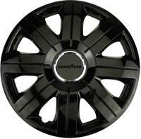 Autó dísztárcsa készlet 4 db, fekete, Goodyear Flexo R13 Goodyear