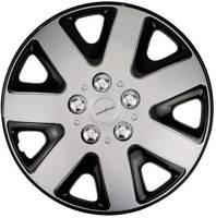 Autó dísztárcsa készlet 4 db, fekete, Goodyear Flexo R16 Goodyear