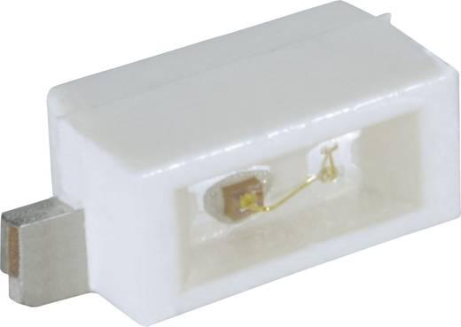 SMD LED Egyedi forma Élénk piros 56 mcd 120 ° 20 mA 2 V OSRAM LS Y876