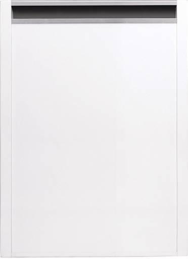 Konvektor, 8 m² 500 W, fehér, Radialight Plano 45 w/alu