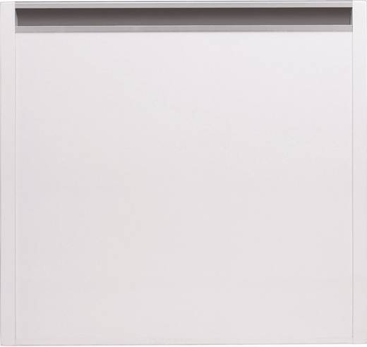 Konvektor, 13 m² 800 W, fehér, Radialight Plano 65 w/alu
