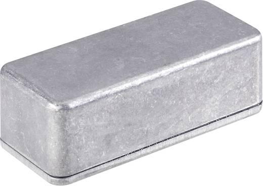 Műszerdoboz, 120X94X57 mm, IP65, alumínium, peremmel