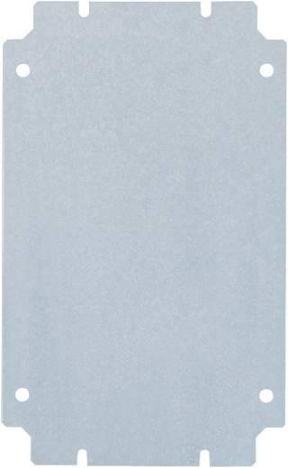 Rittal Szerelőlap szorítódobozokhoz KL 1560.700 Horganyzott acéllemez (H x Sz) 150 mm x 150 mm