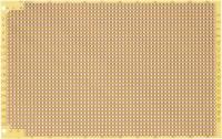 Rademacher WR-Typ 934 Kísérletező panel Keménypapír (H x Sz) 160 mm x 100 mm 35 µm Raszterméret 2.54 mm Tartalom 1 db (C-934-HP) Rademacher