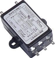 Hálózati szűrő 125/250V1A L 2X3.7MH Yunpen
