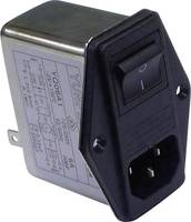Hálózati bemeneti modul 6A 250 V (521314) Yunpen