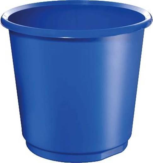 Papírkosár, 18 l, kék, 5 Star