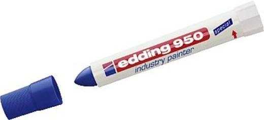 Ipari jelölő, kék, Edding 950/4-950003