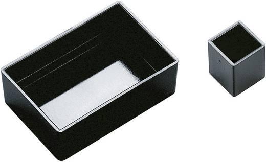 OKW Modulház ABS (H x Sz x Ma) 25 x 25 x 25 mm Fekete