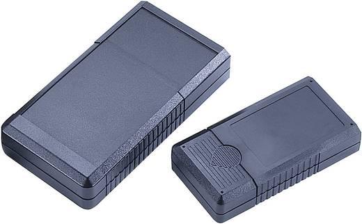 Kézi műszerdoboz 120 x 60 x 25 mm, ABS, fekete, Bopla BOS 502