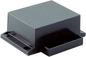 Műszerdoboz, műszerház 54 x 45 x 23 ABS Fekete TRU COMPONENTS TC-A 515 = 521 SW203 TRU COMPONENTS