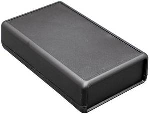 Kézi műszerdoboz ABS műanyag 92 x 66 x 21 mm, világosszürke (RAL 7035), Hammond Electronics 1593SGY Hammond Electronics