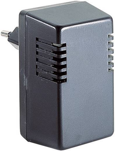 Dugaszolható műszerdobozok ABS Fekete 37 x 43 x 73.5 Strapubox 1 db