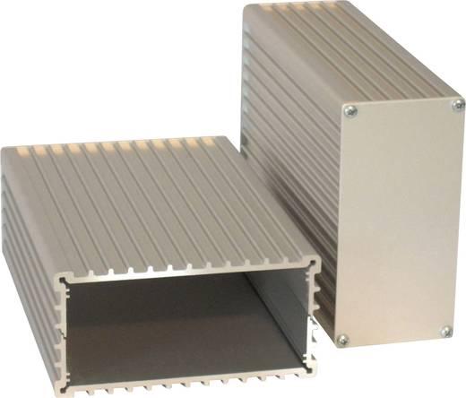 Proma Euro alumínium hűtőborda profilos ház 130040, hátsó lap: 1,5 mm, 165 x 110 x 55 mm