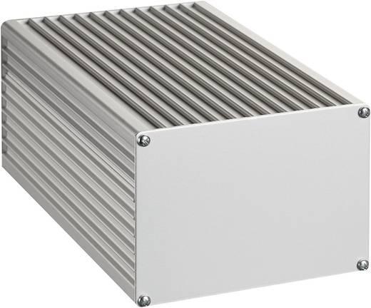 Proma Euro alumínium hűtőborda profilos ház 130048, hátsó lap: 1,5 mm, 165 x 110 x 105 mm
