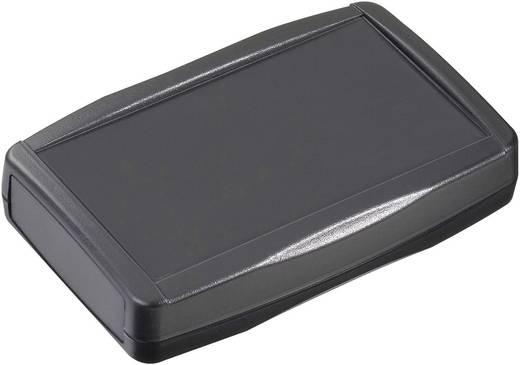 Kézi műszerdoboz ABS, fekete, 178 x 102 x 29 mm, Pactec XPL,