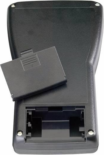 Kézi műszerdoboz ABS, fekete, 196 x 112 x 32 mm, Pactec TR-9VB/2AA,