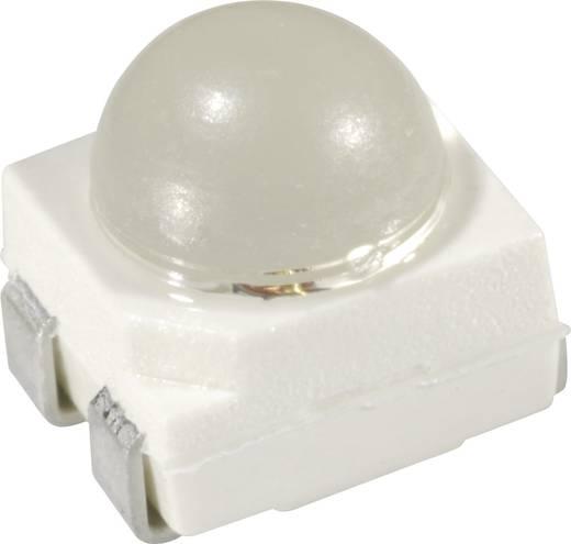 SMD LED PLCC4 Borostyán 2800 mcd 60 ° 50 mA 2.15 V OSRAM LA E65F