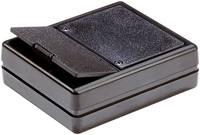 Strapubox 6029 Univerzális műszerdobozok 80 x 61 x 23 ABS Fekete 1 db (6029) Strapubox