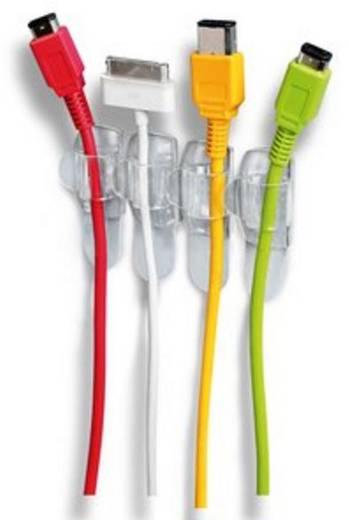 Kábel rögzítőbilincs, átm. 9,5 MM/furat 4,6MM