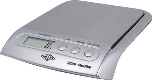 Digitális levélmérleg, csomagmérleg 5kg-ig Wedo 485154