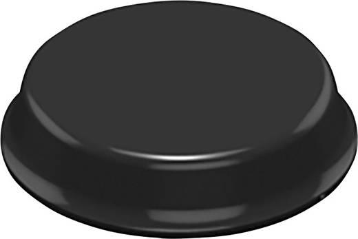 Öntapadós műszerláb, kerek, fekete, Ø 19 x 4 mm, 3M SJ 6344