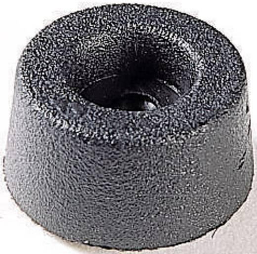 Csavarozható műszerláb, kerek Ø 17,5 x 9 mm, 4002