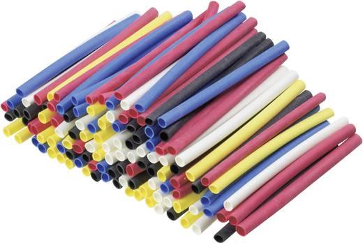 DSG Canusa DERAY®-SET 1000 utántöltő zsugorcsövek 2:1 Ø1,6x40mm 125 db