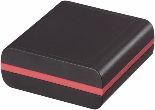 Univerzális műszerdobozok 80 x 76 x 30 ABS Fekete Strapubox 2085 1 db