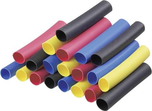 DSG Canusa DERAY®-SET 1000 utántöltő zsugorcsövek 2:1 Ø6,4x40mm 20 db