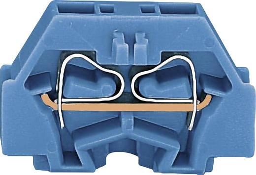 Sorkapocs csavar nélkül kék WAGO 260-304