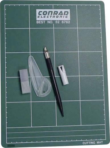 Szerelőlap (H x Sz) 300 mm x 220 mm Tartalom 1 db