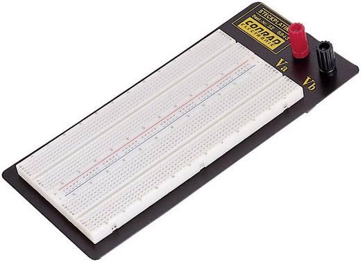 Dugaszolós próbapanel, forrasztás nélkül használható 215 x 100 x 11.3 mm EIC-104-3
