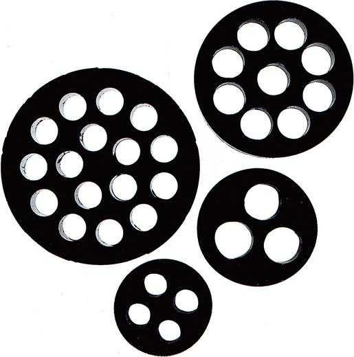 Többszörös tömítőbetét M32 Nitril-Butadién-kaucsuk fekete 53332470 1 db