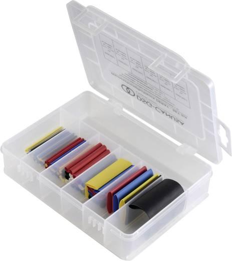 DERAY®-SET zsugorcső készlet - 2:1, színes
