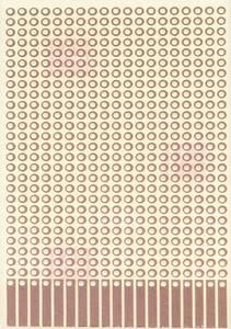 Laborkártya 907-1 EP 80 x 50 Rademacher