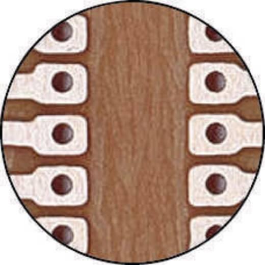 Panel Keménypapír (H x Sz) 160 mm x 100 mm 35 µm Raszterméret 2.54 mm WR Rademacher WR-Typ 910 1 db