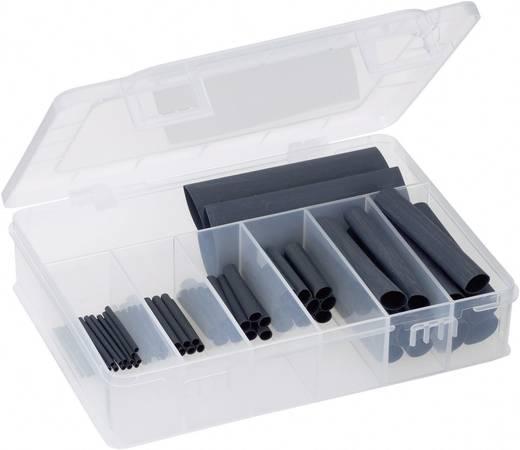 DERAY®SET-I 3000 zsugorcső készlet - 3:1, fekete
