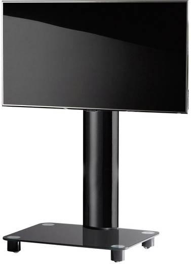 TV tartó állvány alumíniumból, ezüst színben 56 - 94cm (22-37) készülék méretig VCM Bilano 17106