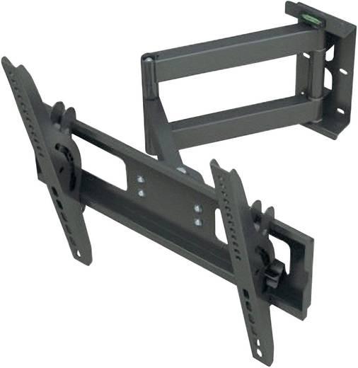 Fali TV tartó konzol, kihajtható, dönthető 61 - 127 cm (24 - 50) VCM WS200