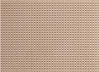 Kisérletező panel, (H x Sz) 110 x 75 mm, 35 µm, raszterméret 2,54 mm, keménypapír, Rademacher WR-Typ 710-2, 1 db Rademacher