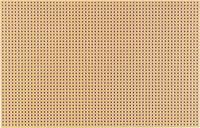 Kísérleti forr-csík-raszteres kártya 790-5 Rademacher
