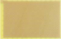 Rademacher WR-Typ 830-EP Kísérletező panel Epoxi (H x Sz) 160 mm x 100 mm 35 µm Raszterméret 2.54 mm Tartalom 1 db (830-EP) Rademacher