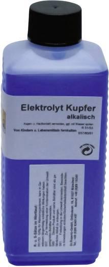 Vörös réz elektrolit, lugos, 250 ml